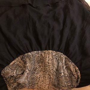 Dolce & Gabbana Dresses - Dolce & Gabbana animal print midi dress L Italy
